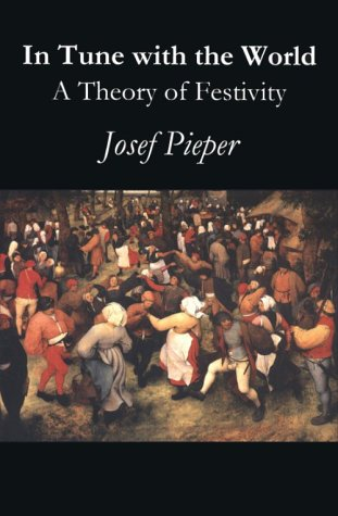 In Tune with the World A Theory of Festivity  1999 (Reprint) edition cover