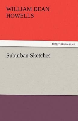 Suburban Sketches  N/A 9783842429338 Front Cover