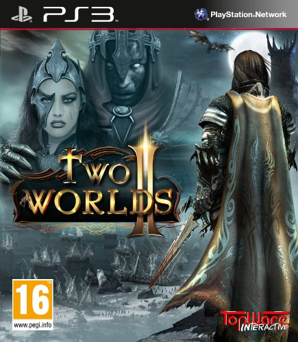 Two Worlds II (PS3) by Topware PlayStation 3 artwork