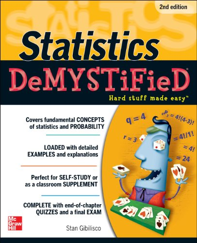 Statistics  2nd 2011 edition cover