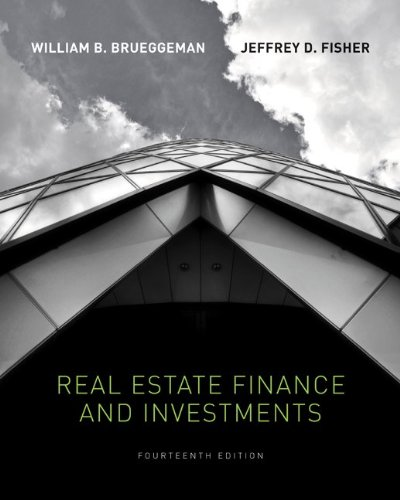 Real Estate Finance and Investments  14th 2011 9780073377339 Front Cover
