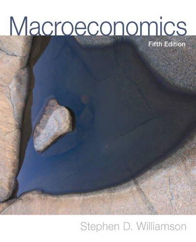 Macroeconomics  5th 2014 edition cover