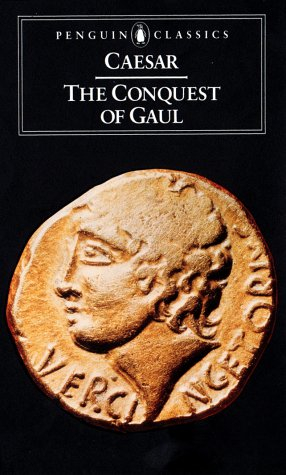Conquest of Gaul   2003 (Revised) edition cover