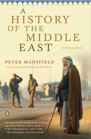 History of the Middle East  2nd 2004 9780143034339 Front Cover