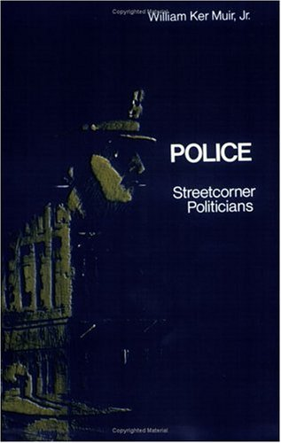 Police Streetcorner Politicians  1979 edition cover