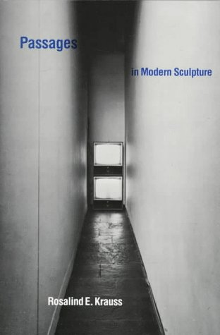 Passages in Modern Sculpture   1981 edition cover
