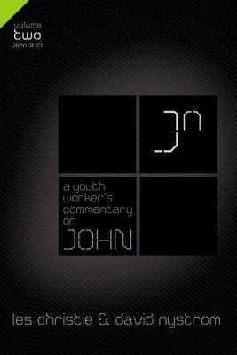 Youth Worker's Commentary on John   2012 9780310670339 Front Cover