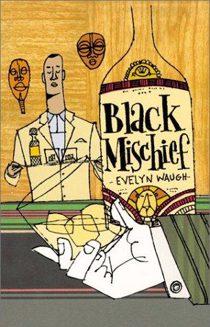 Black Mischief  Revised edition cover
