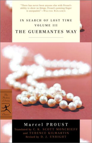 Guermantes Way  N/A edition cover