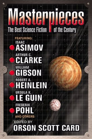Masterpieces The Best Science Fiction of the 20th Century N/A edition cover
