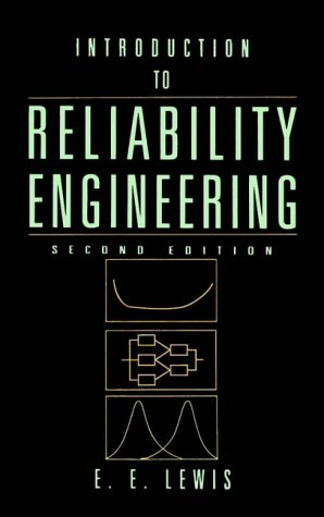 Introduction to Reliability Engineering  2nd 1996 (Revised) edition cover