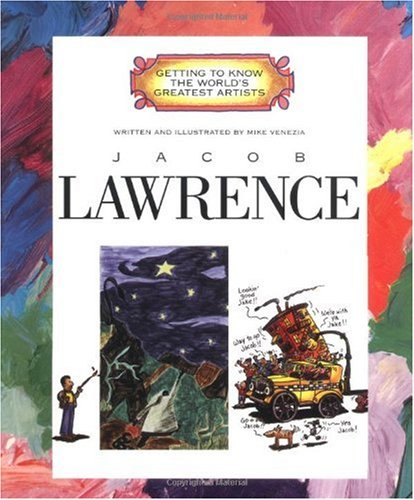 Jacob Lawrence  N/A edition cover