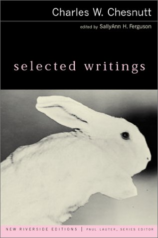 Selected Writings   2001 9780618107339 Front Cover