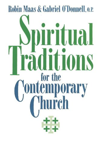 Spiritual Traditions for the Contemporary Church  N/A edition cover