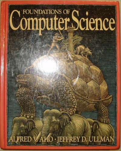 Foundations of Computer Science  1992 9780716782339 Front Cover