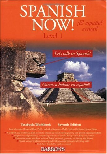 Spanish Now! Level 1  7th 2005 edition cover