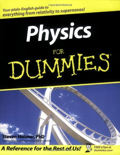 Physics for Dummies   2006 edition cover