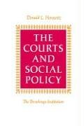 Courts and Social Policy  N/A edition cover