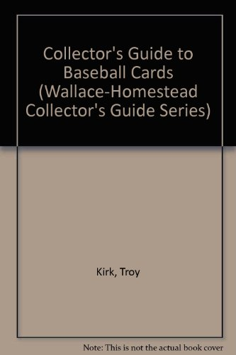 Collector's Guide to Baseball Cards   1990 9780870695339 Front Cover