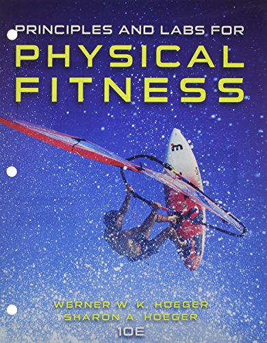 Principles and Labs for Physical Fitness  10th 2016 edition cover