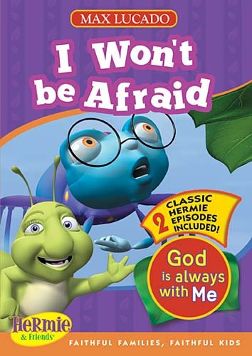 I Won't Be Afraid God Is Always with Me  2011 9781400318339 Front Cover