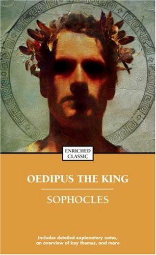 Oedipus the King   2005 edition cover