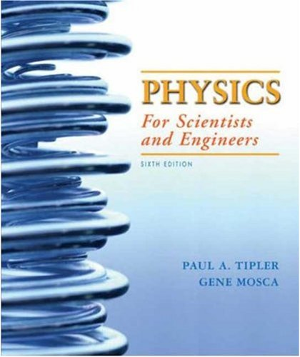 Physics for Scientists and Engineers - Chapters 21-33  6th 2008 (Revised) edition cover