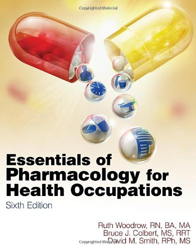 Essentials of Pharmacology for Health Occupations  6th 2011 edition cover