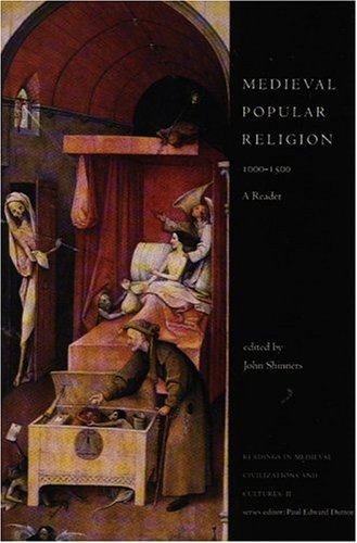 Medieval Popular Religion, 1000-1500 A Reader 2nd 1997 edition cover
