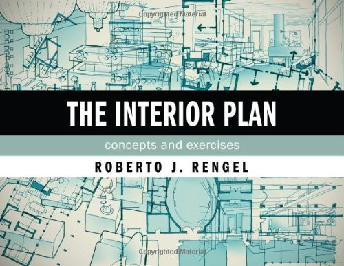 Interior Plan Concepts and Exercises  2012 edition cover