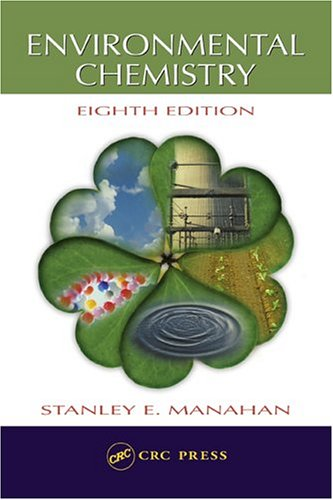 Environmental Chemistry  8th 2005 (Revised) edition cover