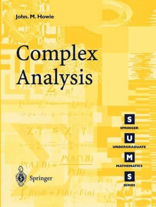 Complex Analysis   2003 9781852337339 Front Cover