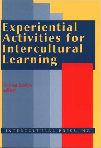 Experiential Activities for Intercultural Learning   1996 edition cover
