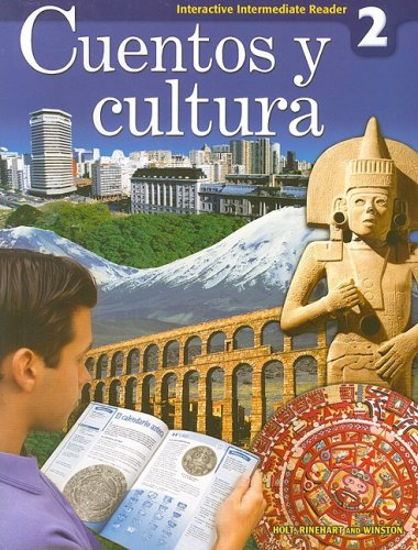 Expresate Level 2, Grade 9 Cuentes Y Cultura-interactive Reader: Holt Expresate 1st 2007 9780030796340 Front Cover