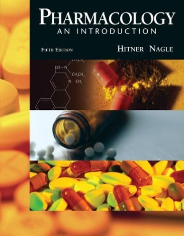 Pharmacology An Introduction 8th 2005 edition cover