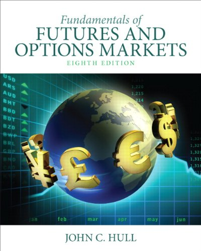 Fundamentals of Futures and Options Markets  8th 2014 9780132993340 Front Cover