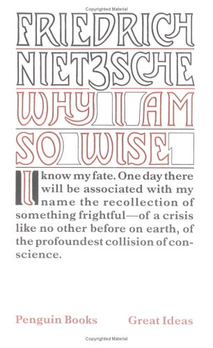 Why I Am So Wise   2005 edition cover