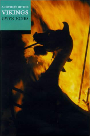 History of the Vikings  2nd 1984 (Revised) edition cover