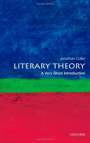 Literary Theory  2nd 2011 9780199691340 Front Cover