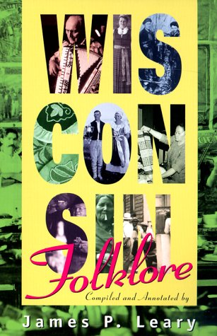 Wisconsin Folklore   1999 edition cover
