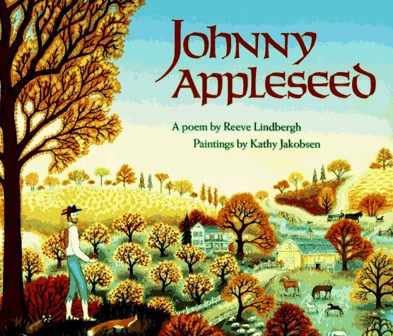 Johnny Appleseed  N/A edition cover