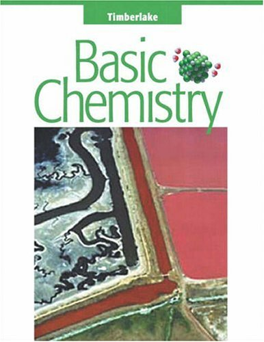 Basic Chemistry   2005 9780321012340 Front Cover