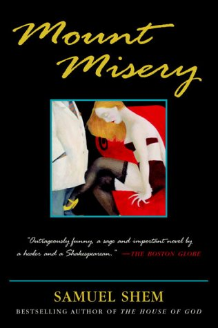 Mount Misery  N/A edition cover
