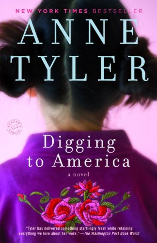 Digging to America  N/A edition cover