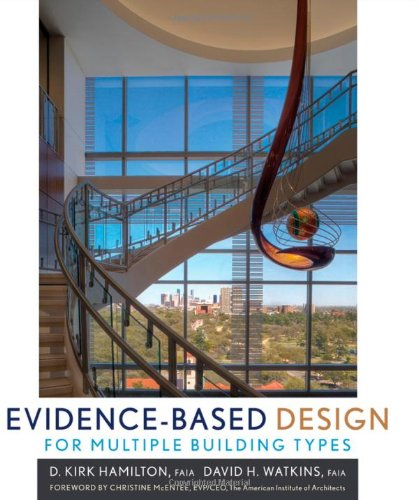 Evidence-Based Design for Multiple Building Types   2008 edition cover