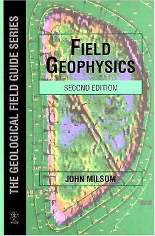 Field Geophysics  2nd 1996 9780471966340 Front Cover