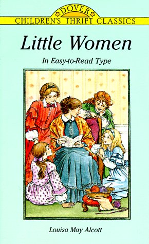 Little Women   1997 (Abridged) edition cover
