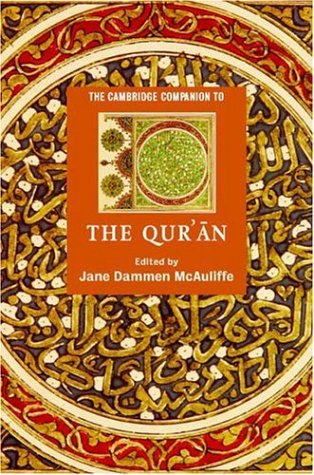 Cambridge Companion to the Qur'an   2006 edition cover