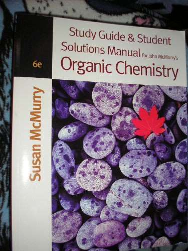 Organic Chemistry 6th 2004 9780534409340 Front Cover