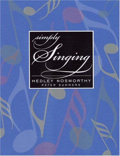 Simply Singing   2005 9780534623340 Front Cover